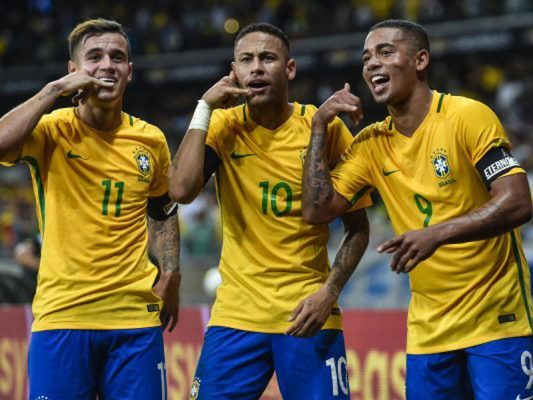 Brazil To Win World Cup 2018