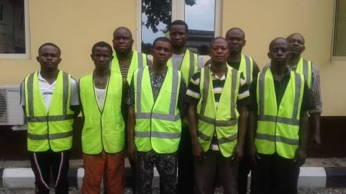 Lagos bus driver sentenced